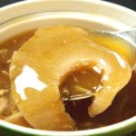 ミニフカヒレ姿煮入りスープ